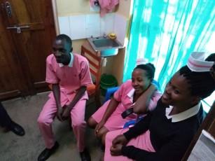 AIP nurses